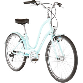 "Electra Townie 7D EQ 26"" Damen arctic blue"